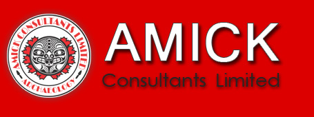 AMICK Consultants Limited Logo